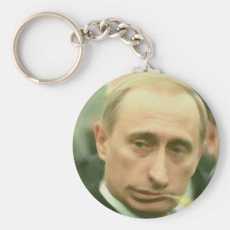 Putin Plan Keychain