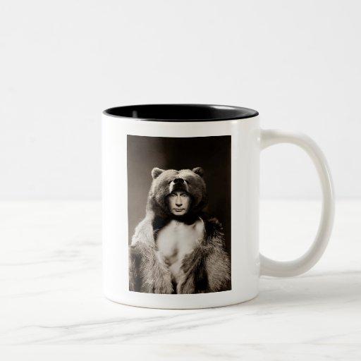 Putin the Bear Mugs
