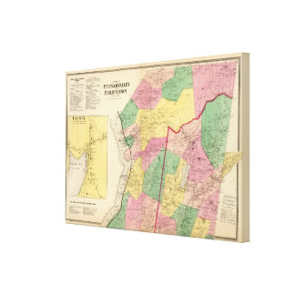 Putnam Valley, Philipstown, Towns Canvas Print