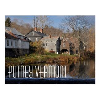 Putney Vermont Postcard