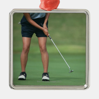 Putt (Golf) Christmas Ornament