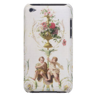 Putti amid swags of flowers and leaves barely there iPod case