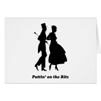 Puttin' on the Ritz Card