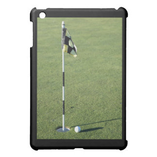 putting green iPad case