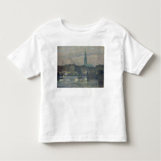 Putting on the Lights, 1904 Toddler T-Shirt