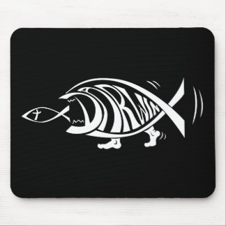 Putting the Win in Darwin (by sethness@deviantart) Mouse Pad