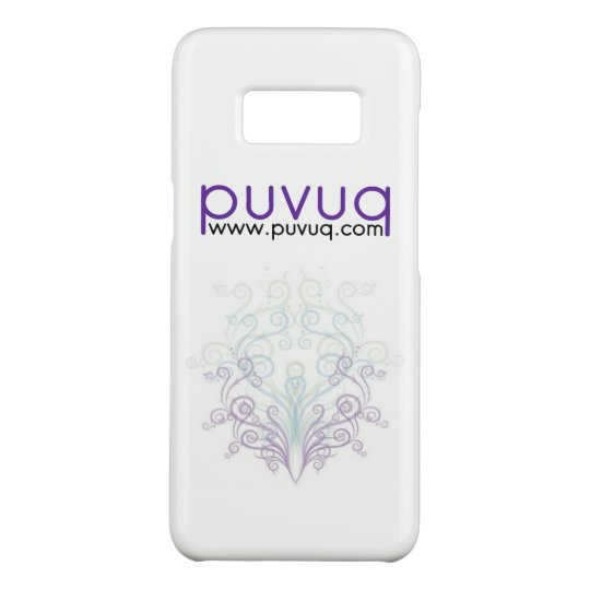 puvuq Samsung Galaxy S8, Barely There Phone Case