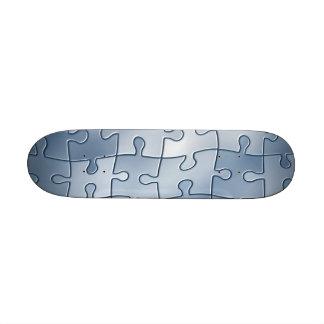 Puzzle 19.7 Cm Skateboard Deck