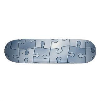Puzzle 20.6 Cm Skateboard Deck