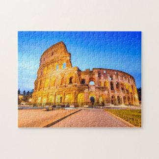 Puzzle, Coliseum Jigsaw Puzzle