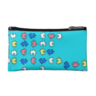Puzzle Cosmetic Bag