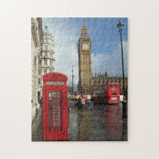 puzzle de londres