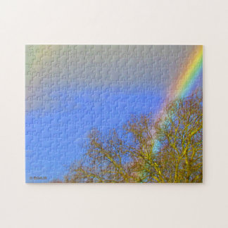 Puzzle - Double Rainbow in the Sky
