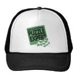 Puzzle Expert Hats