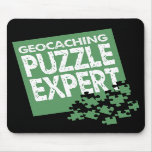 Puzzle Expert Mouse Pads