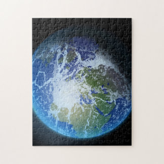 Puzzle Game - Earth