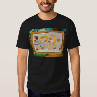 Puzzle game with jungle theme t shirts