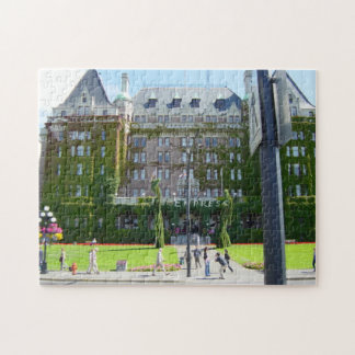 Puzzle, grand old hotel jigsaw puzzle
