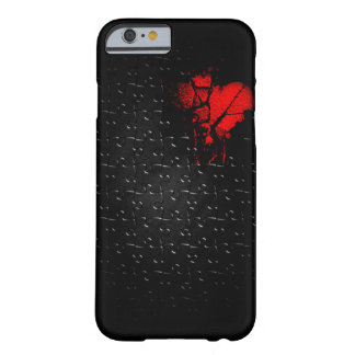 Puzzle Heart Barely There iPhone 6 Case