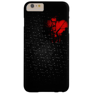 Puzzle Heart Barely There iPhone 6 Plus Case