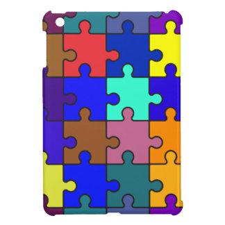 Puzzle iPad Mini Case