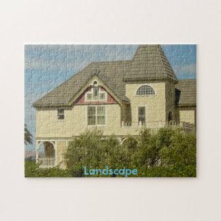 Puzzle, Landscape Jigsaw Puzzle