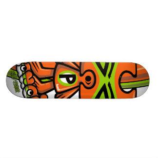 Puzzle Mascot Skate Board