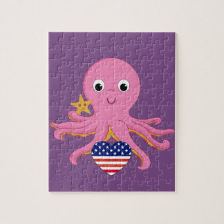 Puzzle Octopus For A Preemie US