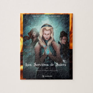 Puzzle of the Witches of Salers volume 1