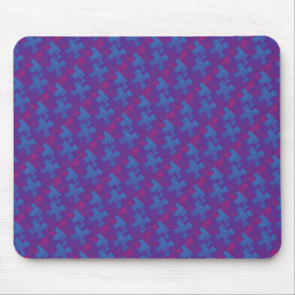 Puzzle Pieces BPM Mouse Pad