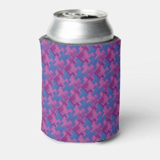 Puzzle Pieces POB Beer Sleeve / Cooler / Cozy