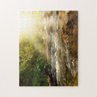puzzle river