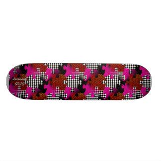 Puzzle Skateboard Decks