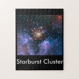 Puzzle - Starburst Cluster