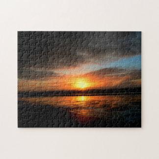 Puzzle - Sunset