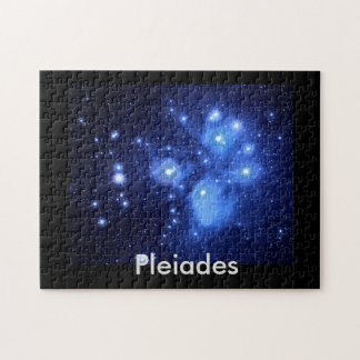 Puzzle - The Pleiades