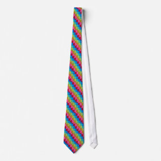 Puzzled By Autism - Autism Awareness Tie