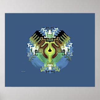 puzzleman print