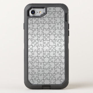 Puzzling OtterBox Defender iPhone 8/7 Case