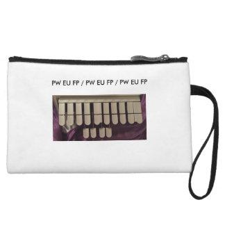 PW EU FP / PW EU FP / PW EU FP  Steno Zippered Bag Wristlet Purse