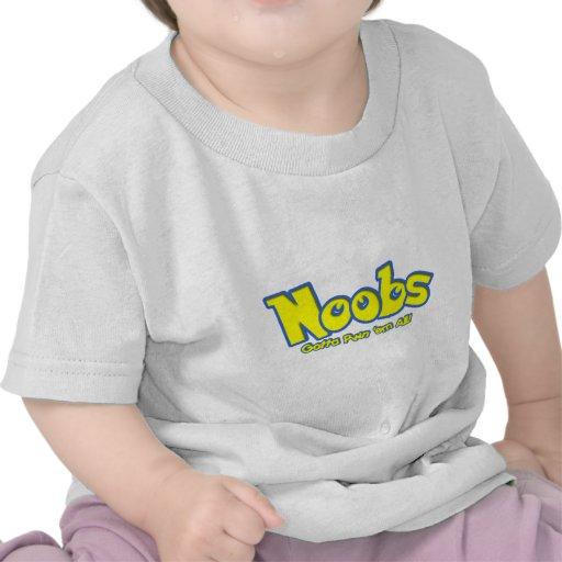 Pwn Noobs Shirt
