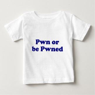 Pwn or be pwned t shirts