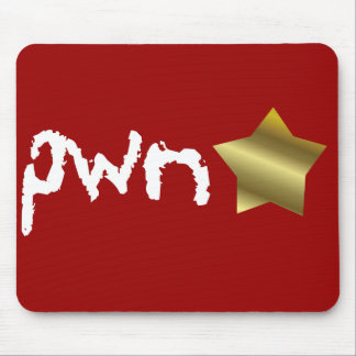 Pwn Star Mouse Pad