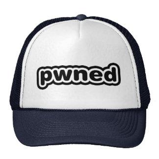 pwned trucker hats