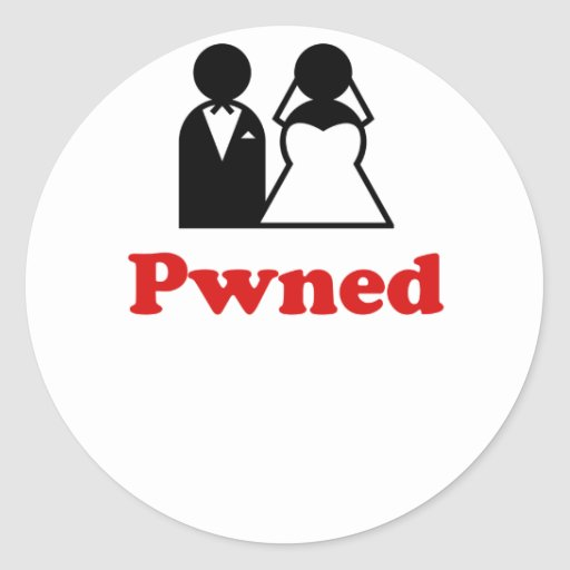 Pwned Stickers