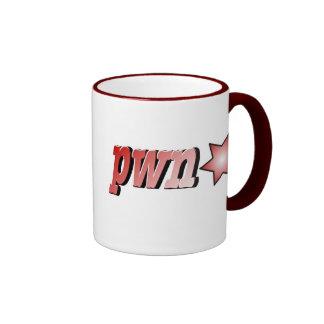 Pwnstar GAMERS Cool Coffee Mugs