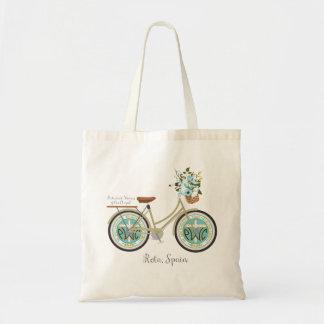PWOC Bike Logo Tote