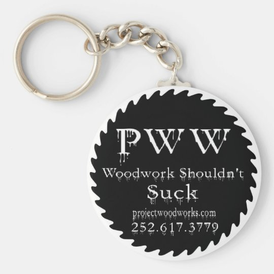 pww simple keychain
