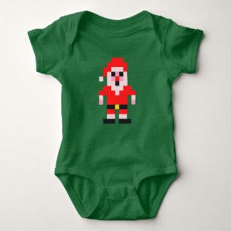 PXL Simple Santa Baby Bodysuit