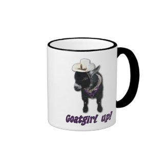 Pygmy Goat Girl Up Mug